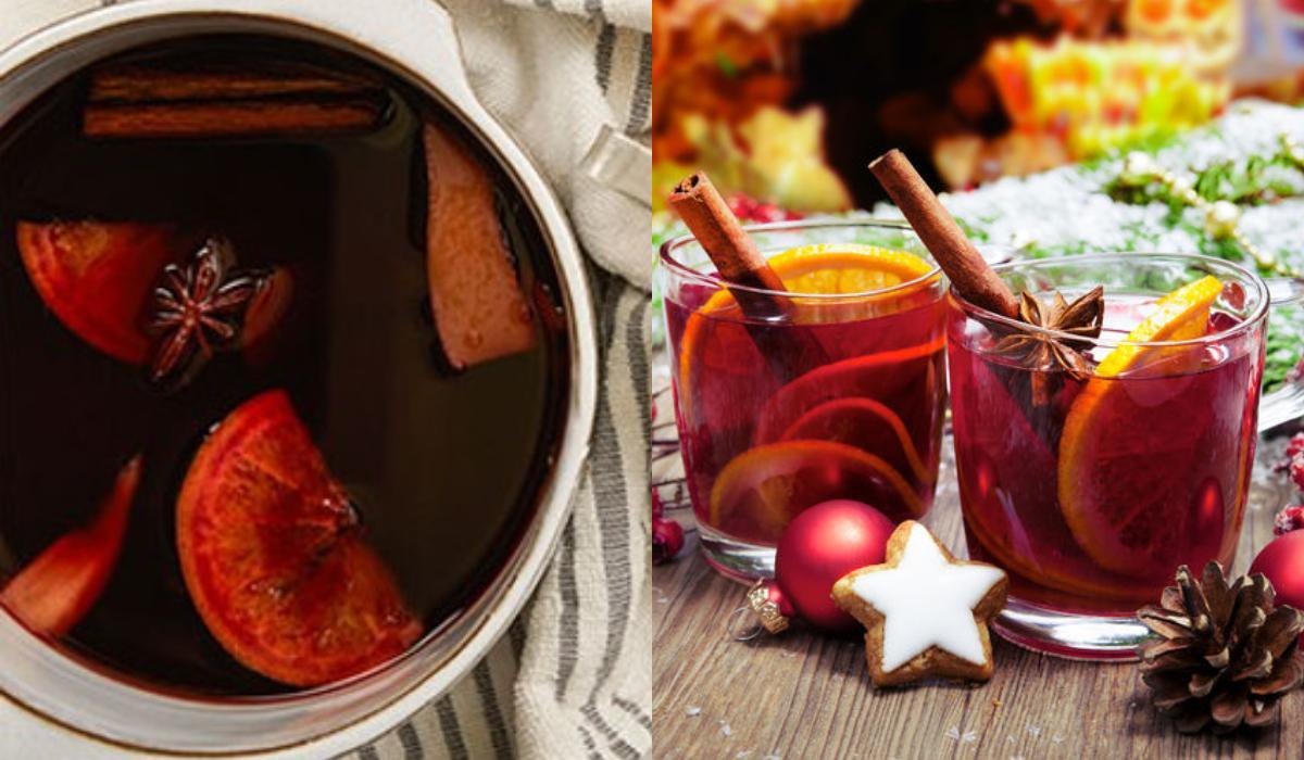 Ζεστό γλυκό κρασί Gluehwein – Παραδοσιακό χριστουγεννιάτικο κρασί της Ευρώπης