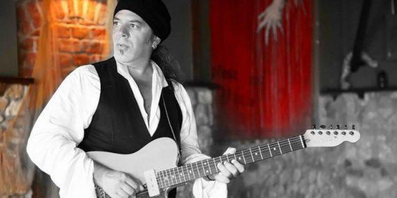 Πέθανε απο κορονοϊό ο μουσικός  Βασίλης Blue Σωτηρίου