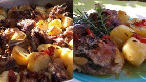 Συνταγή για αρνάκι μπογάνα