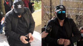 Νότης Σφακιανάκης: Έφτασε στα δικαστήρια – Τι είπε στους δημοσιογράφους (ΒΙΝΤΕΟ)