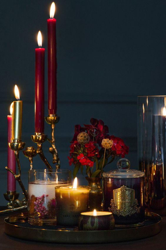 Πως θα κάνουμε τα κεριά μας να κρατήσουν περισσότερο