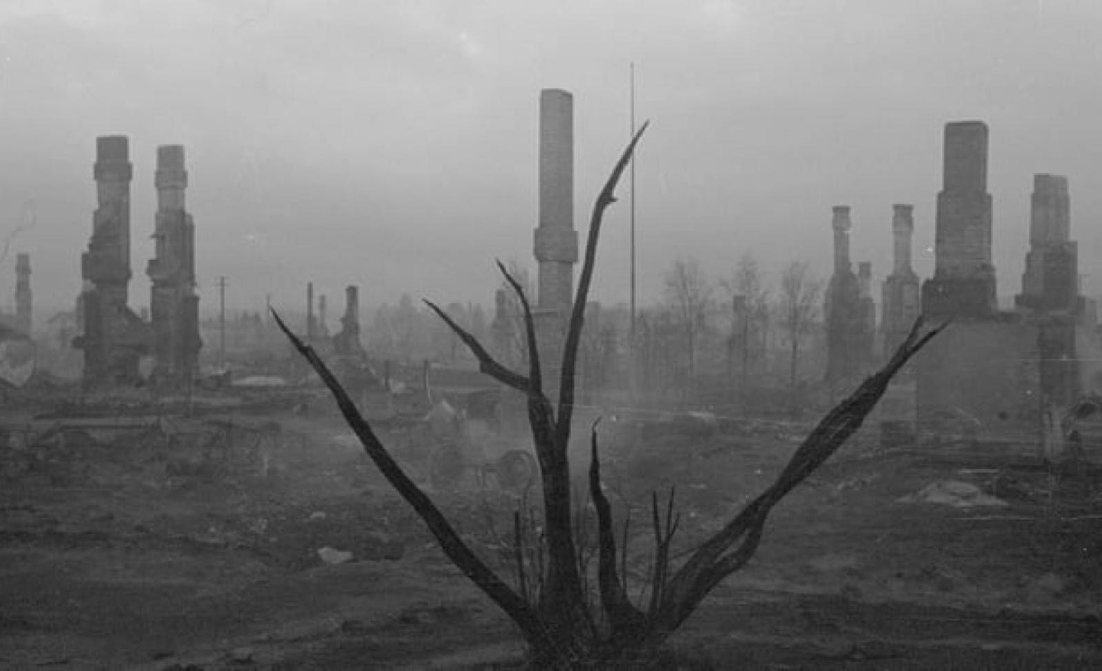 Ροβανιέμι: Η σκοτεινή ιστορία με τους ναζί για το χωριό του Άγιου Βασίλη