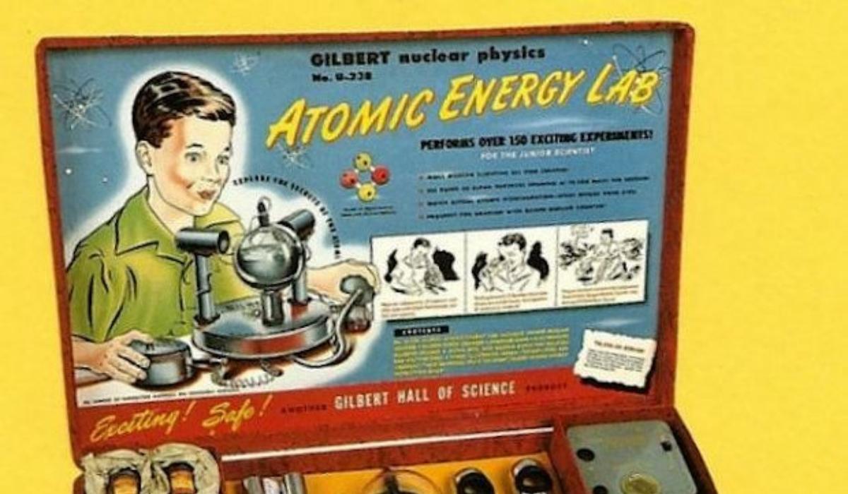 Το πιο επικίνδυνο παιχνίδι της ιστορίας: Είχε ραδιενεργά υλικά & προοριζόταν για παιδιά