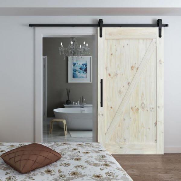 Κάνουμε μπάνιο με την πόρτα ανοιχτή