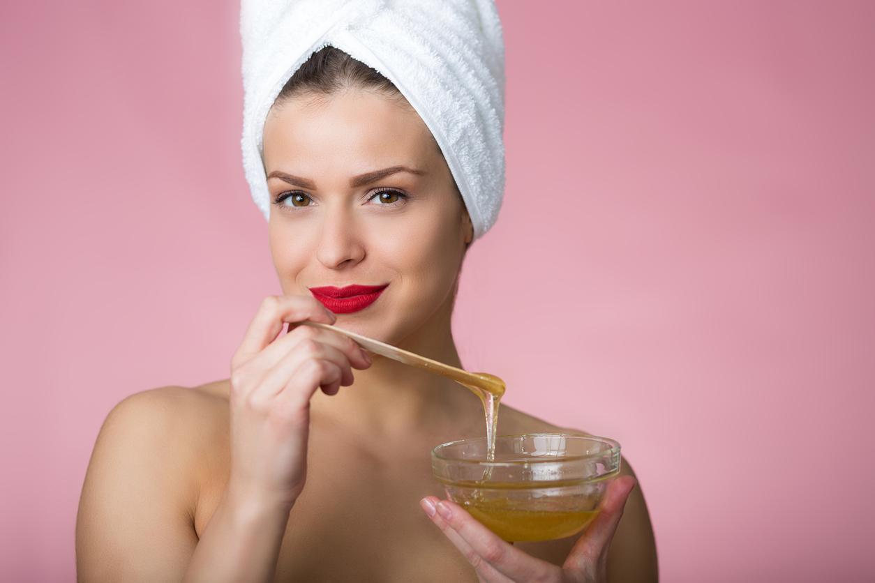 Σπιτική μάσκα προσώπου για τις ρυτίδεςμε μέλι