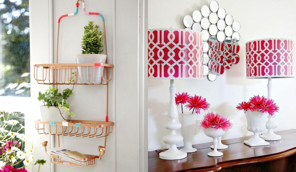 Φθηνές ιδέες διακόσμησης για όλο το σπίτι που θα σε ενθουσιάσουν