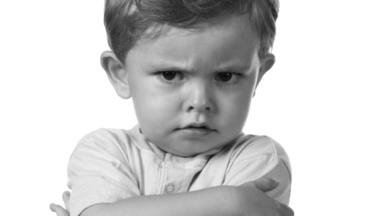 Ο δυσκολος δεύτερος χρόνος των παιδιών και πως να τους βάλετε όρια.