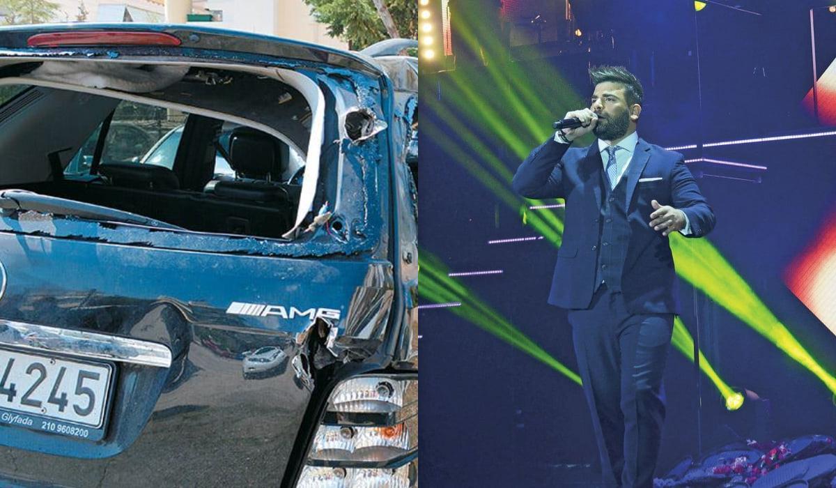 Παντελής Παντελίδης: Νέα στοιχεία τον θέλουν συνοδηγό στο τροχαίο.