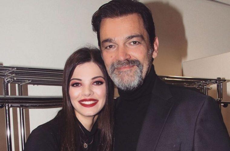 Τζένη Καζάκου: H τρυφερή φωτογραφία με τον πατέρα της και το αγαπησιάρικο σχόλιο της Τάνιας Τρύπη! (εικόνες)