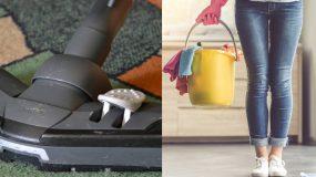 Κάνε το σπίτι να μοσχοβολάει όλη την ημέρα με την ηλεκτρική σου σκούπα