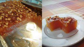 Ο χαλβάς των πανηγυριών – Συνταγή για παραδοσιακό χαλβά Φαρσάλων