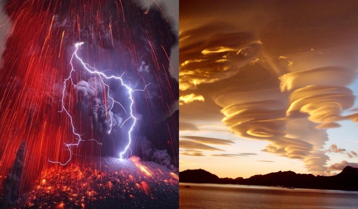 Εικόνες από  φυσικά φαινόμενα στη γη που δεν θα το πιστεύεις ότι υπάρχουν.