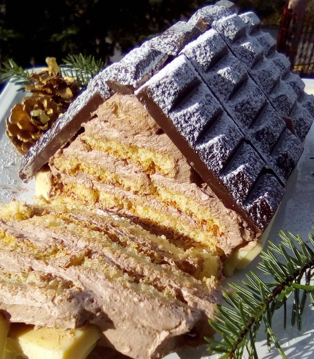 Συνταγή για γλυκό χριστουγεννιάτικο σπιτάκι συνταγή