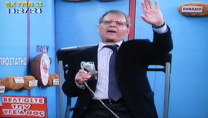 Πέθανε ο τηλεοπτικός γιατρός Ανδρέας Φικιώρης