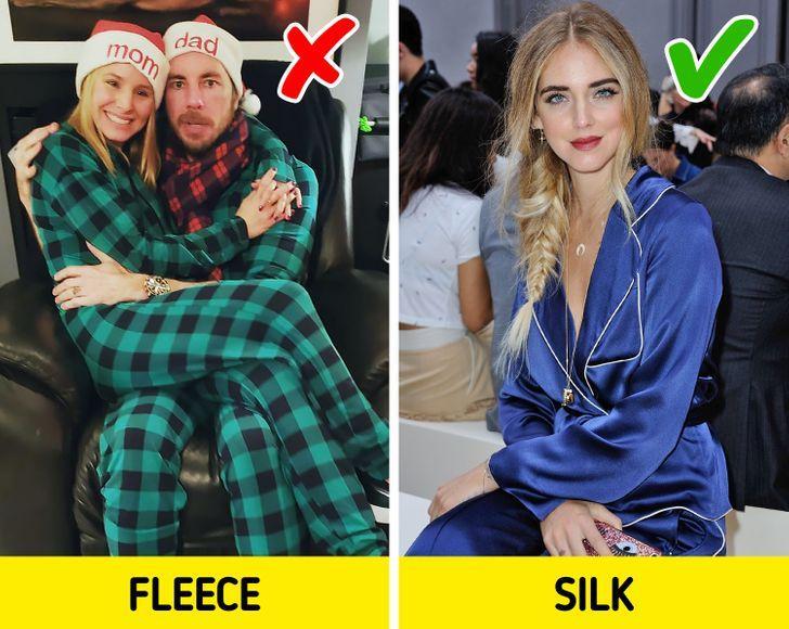 Οι ζεστές πιτζάμες...μπορεί και να παχαίνουν!