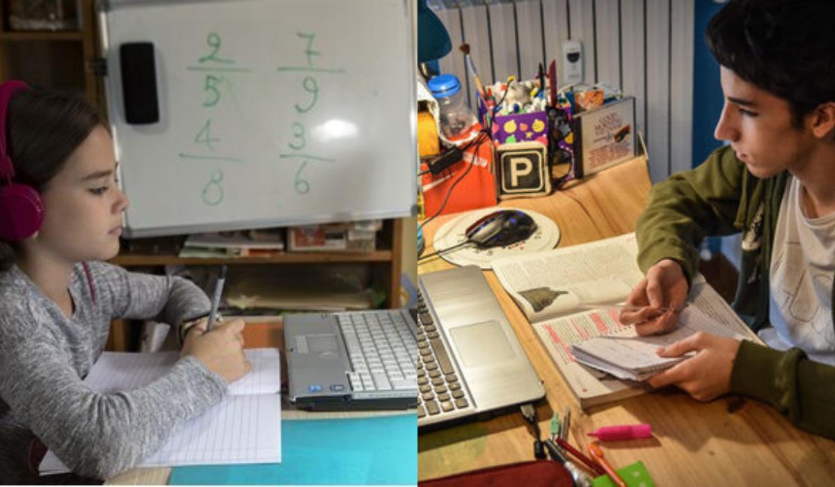 """""""Πες το παιδί μου! Αφού το ξέρεις"""" : Τι είναι αυτό που κάνει τους γονείς να επεμβαίνουν στην τηλεκπαίδευση;"""