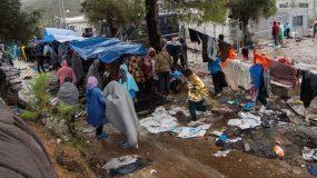 Σοκ : Βρέθηκε τρίχρονη στη Μόρια λιπόθυμη – Υποψίες ότι  έπεσε θύμα βι@σμου