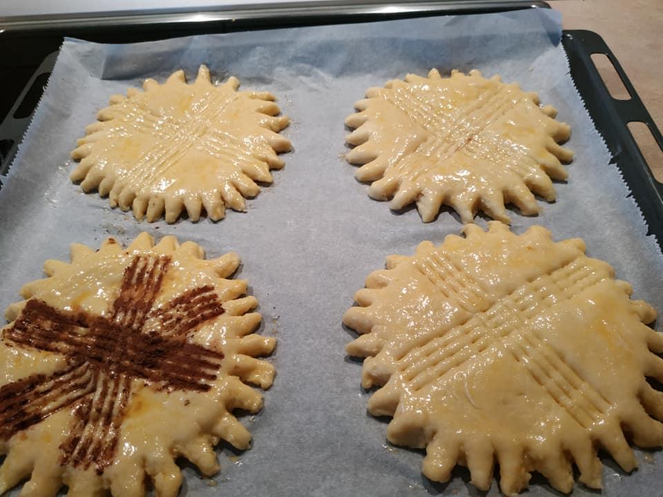 Korjiki: Συνταγή για ρωσικά cookies