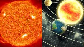 4+1 μυθοι για το διάστημα – Γιατί ο ήλιος δεν είναι κίτρινος ούτε πορτοκαλι
