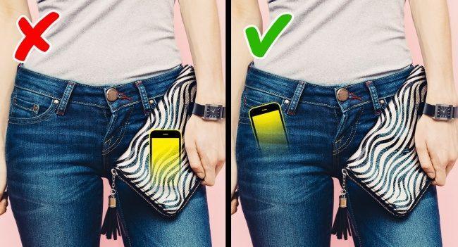 Βάζετε το κινητό στο πορτοφόλι σας!