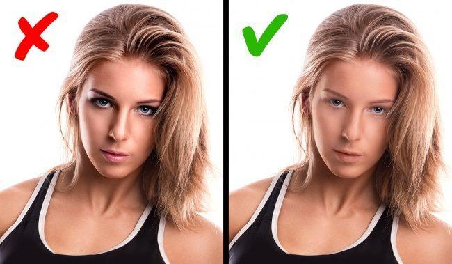 Δεν πρέπει να γυμναζόμαστε ενώ φοράμε μακιγιάζ
