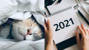 Αργίες 2021: Πότε πέφτουν και ποια τα τριήμερα