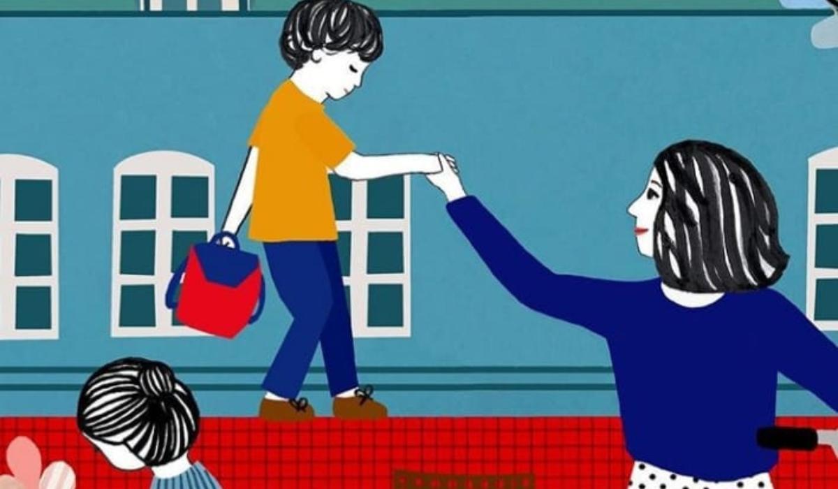 (Για το Σάββατο) Θέλω το παιδί μου να ζήσει την μεγάλη ζωή γι' αυτό του μαθαίνω να εκτιμά τα απλά πράγματα