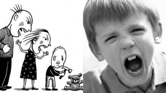 Παιδί με  επιθετική συμπεριφορά και τρόποι που θα το τιθασεύουν