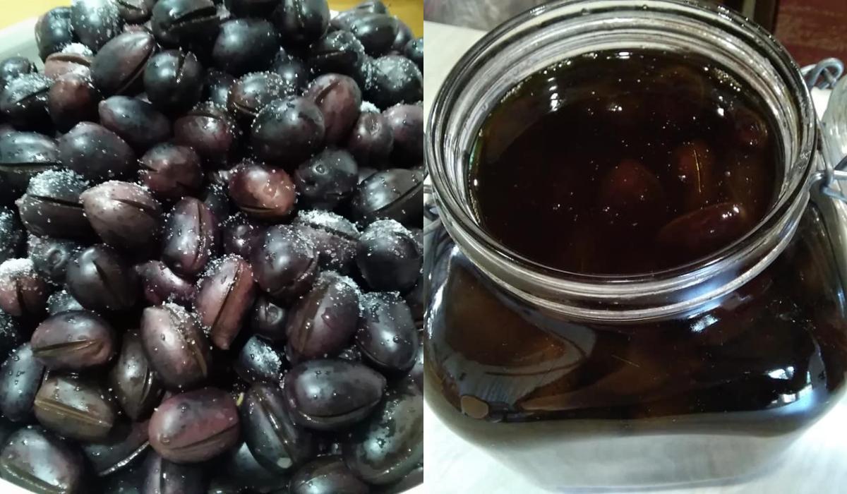 (Για το Σάββατο) Ο τρόπος για να φτιάξουμε ξιδάτες ελιές Καλαμών