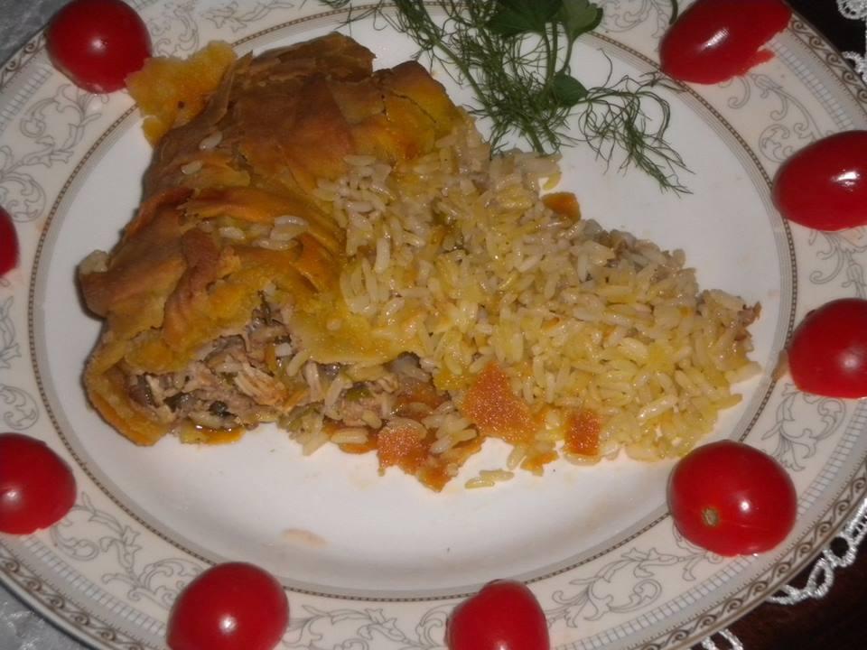Παραδοσιακή Ηπειρώτικη Πρωτοχρονιάτικη πίτα (Κοθρόπιτα) από τη Mariannas karas