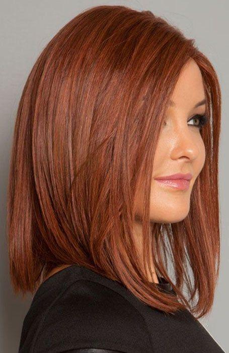Αποχρώσεις μαλλιών 2021 :Φυσικές κόκκινες αποχρώσεις στα μαλλιά