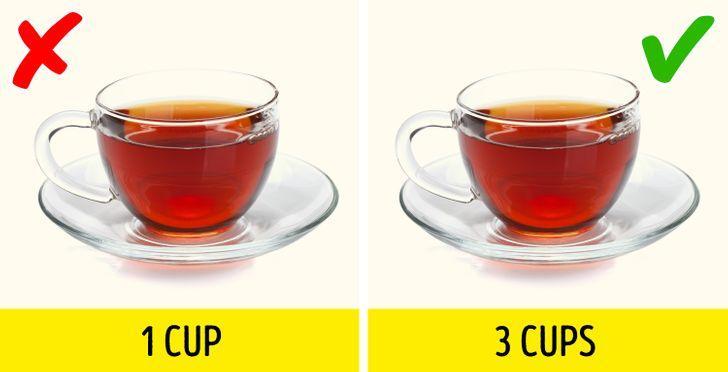 Το μαύρο τσάι για την απώλεια βάρους
