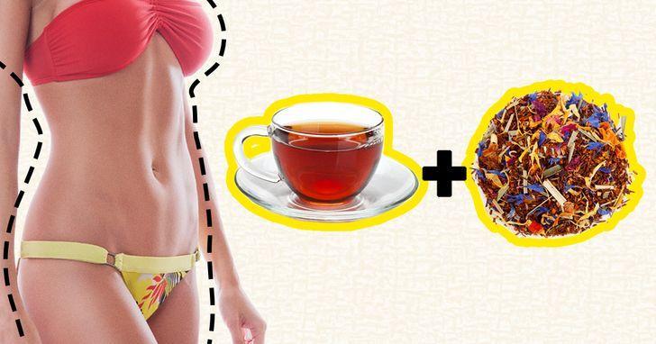 Τσάι Rooibos για την απώλεια βάρους