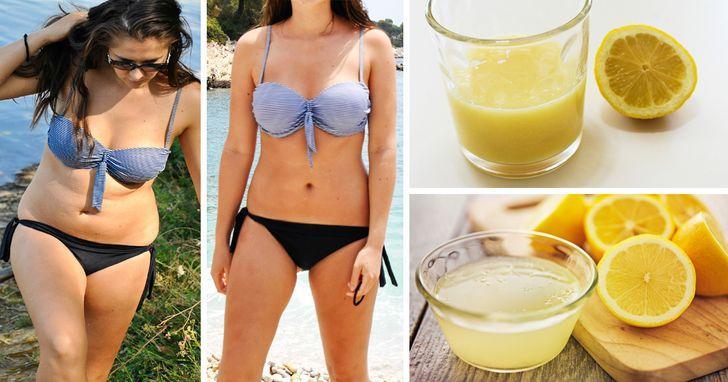 Τσάι λεμόνι και τζίντζερ για την απώλεια βάρους