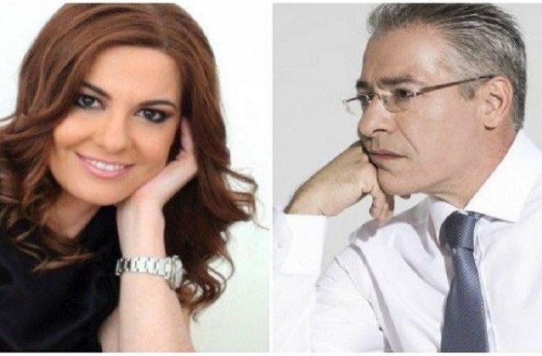 Η Φαίη Μαυραγάνη και ο Νίκος Μάνεσης αλλιώς! (εικόνα)