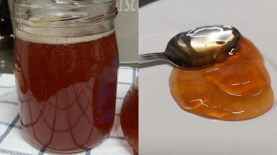 Υπέροχη μαρμελάδα μόσφιλο & όλα τα μυστικά της- Γλυκιά σαν μέλι & με μόνο 4 υλικά