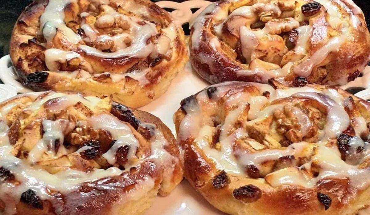 Μηλοπιτάκια αφράτα και γλυκά – Καλύτερα και από του ζαχαροπλαστείου