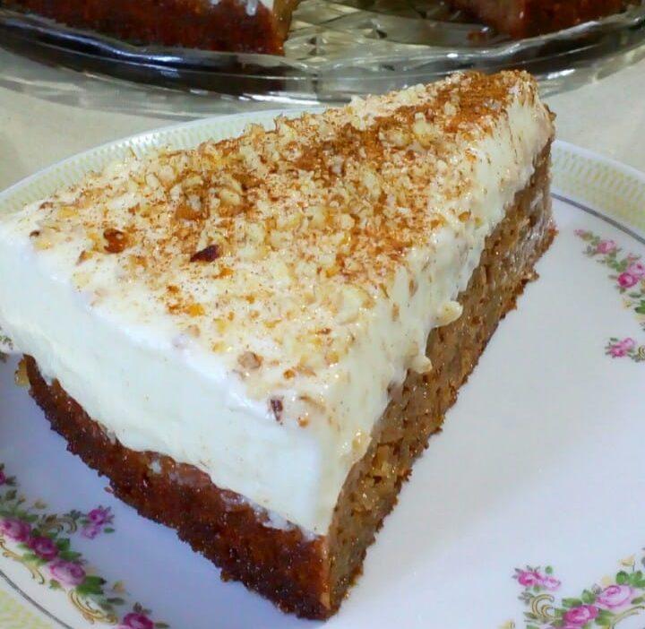 Καρυδόπιτα με κρέμα: H καλύτερη συνταγή