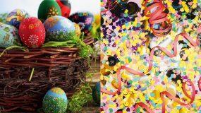 Αργίες 2021: Πότε πέφτει Καθαρά Δευτέρα, Τσικνοπέμπτη , Αποκριές και Πάσχα