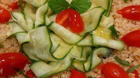 Δροσερή σαλάτα με πλιγούρι