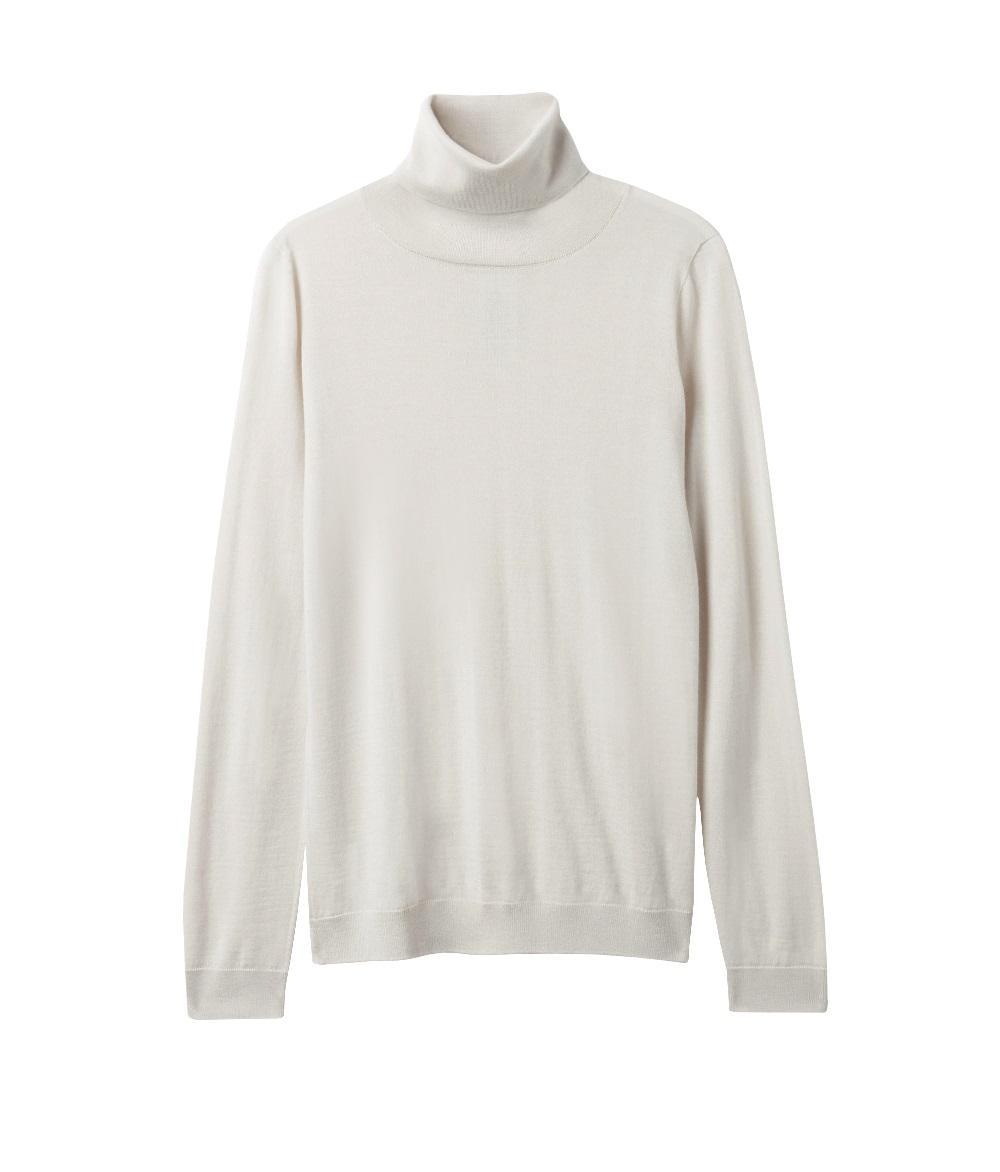 Creamy white _μπλούζα ζιβάγκο_