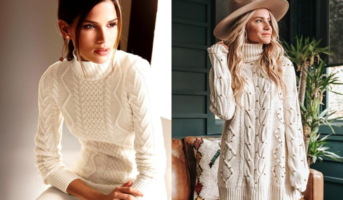Creamy white_ Η απόλυτη τάση στα ρούχα_ και πως να το συνδυάσεις_