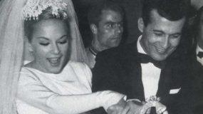 Βουγιουκλάκη – Παπαμιχαήλ: Αυτές είναι οι μπομπονιέρες του γάμου τους πριν 56 χρόνια! (εικόνα)