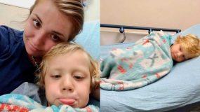 Παραλίγο_ να τον χάσουμε _Η εξομολόγηση μάνας_ όταν το παιδί έπαθε αλλεργικό σοκ _