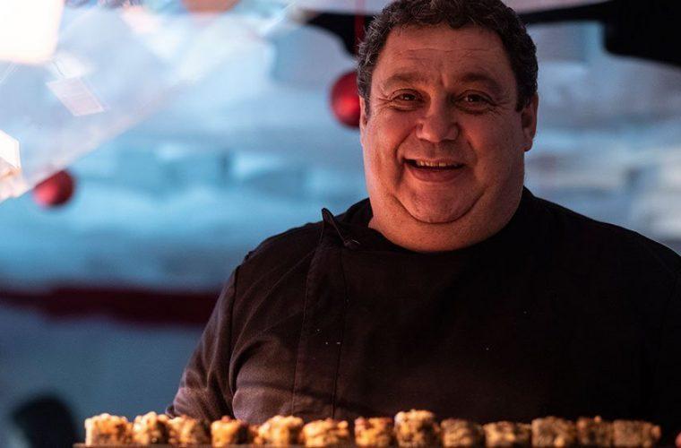 Δεν τον αναγνωρίζεις! Ο γνωστός σεφ, Χριστόφορος Πέσκιας, έχασε 35 κιλά!