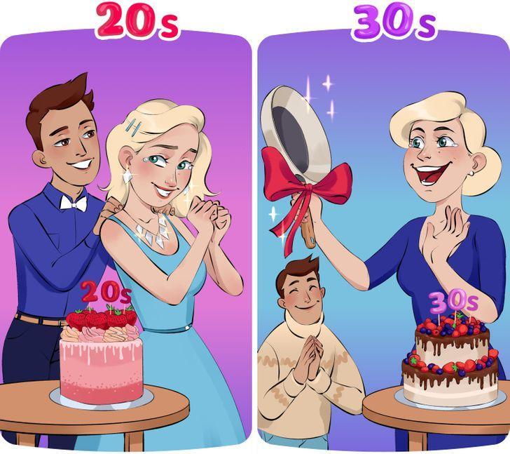 Μετάβαση από τα 20 στα 30_ Οι αλλαγές στη ζωή της γυναίκας_Δίνει σημασία στα απλά πράγματα_