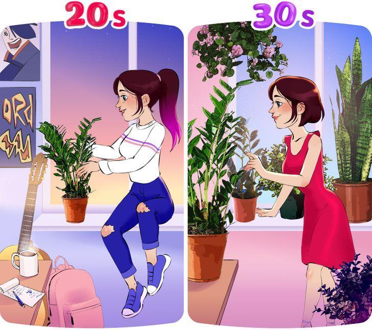Μετάβαση _από τα 20_ στα 30_ Οι αλλαγές_ στη ζωή της γυναίκας_