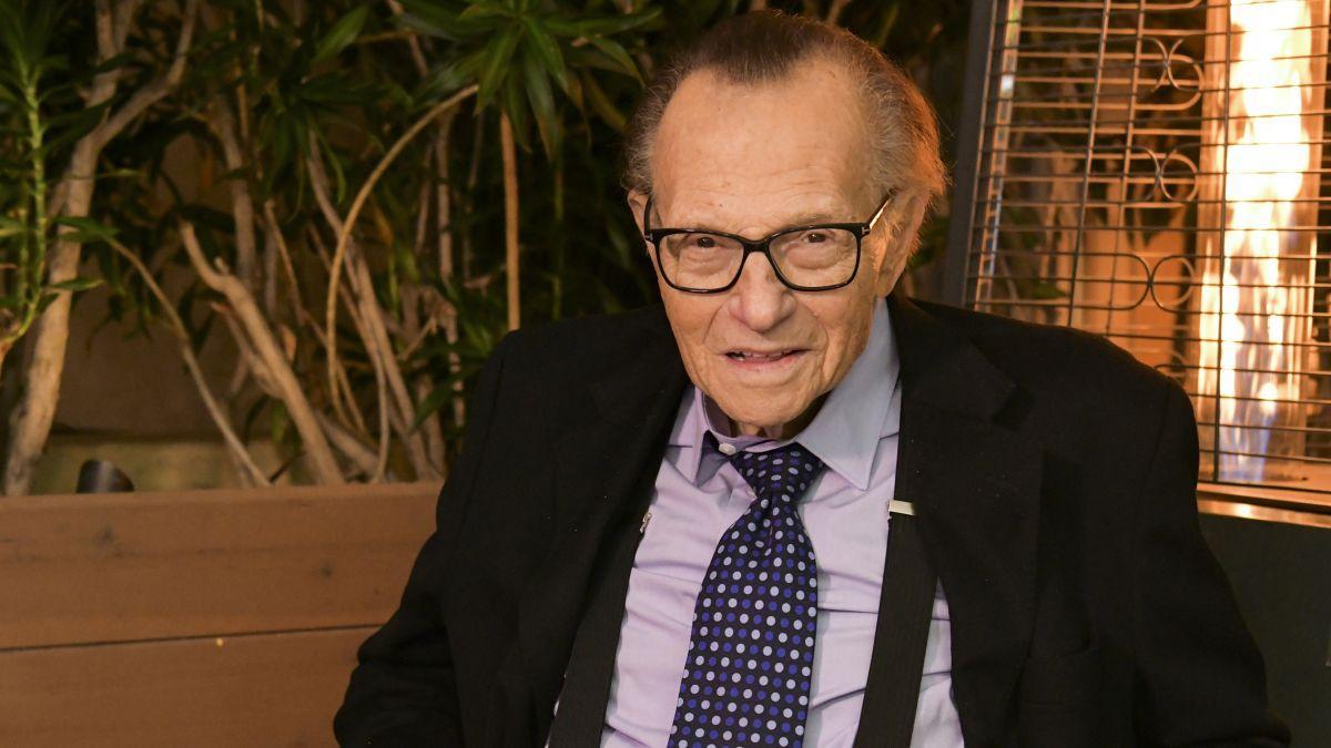 Πέθανε ο Larry King – Θρήνος