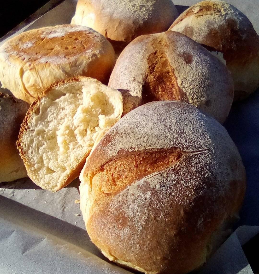 χωριάτικο ψωμί από τη Τζένη Τσανακτσίδου_