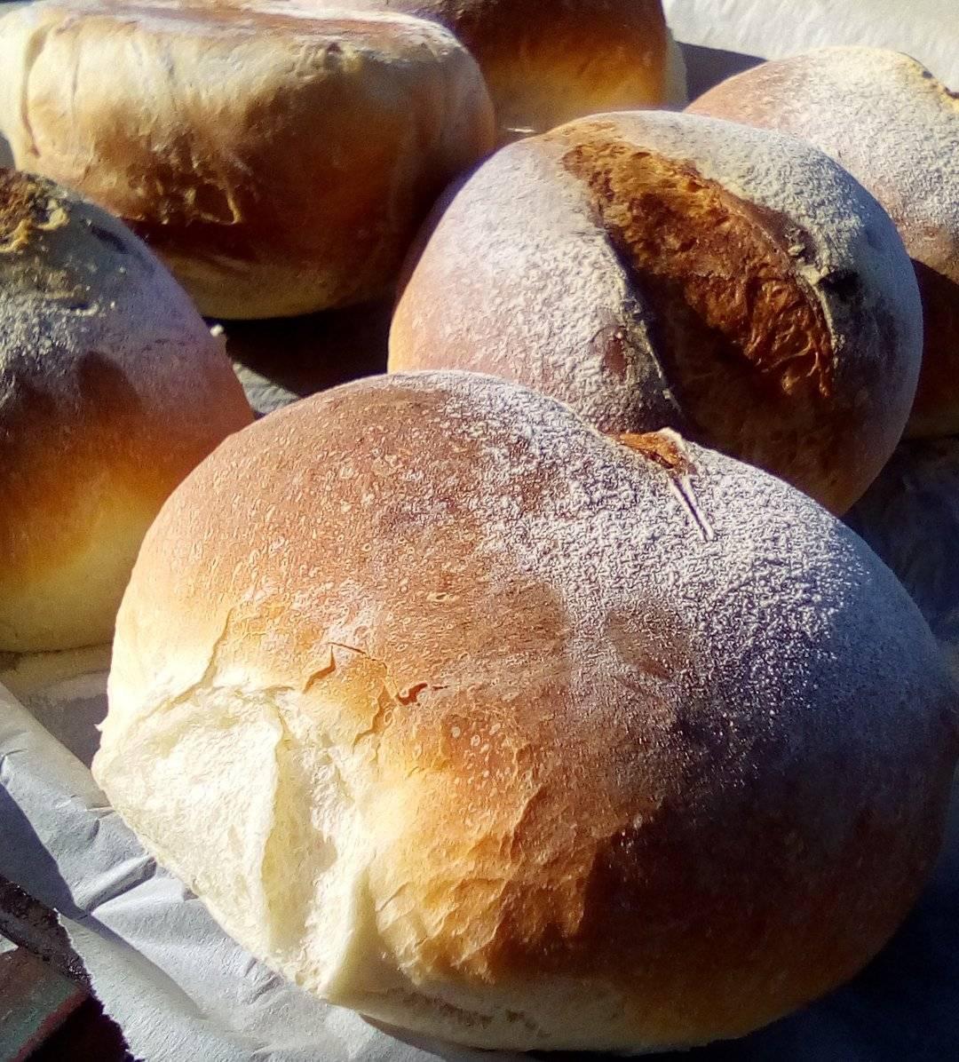 χωριάτικο_ψωμί_από_ τη _Τζένη Τσανακτσίδου_